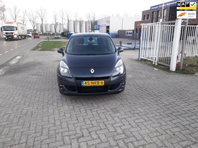 Renault Scénic 1.5 dCi Expression automaat