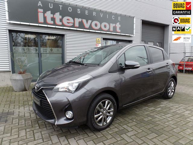 Toyota Yaris 1.3 VVTi Dynamic Limited Navigatie,camera,airco