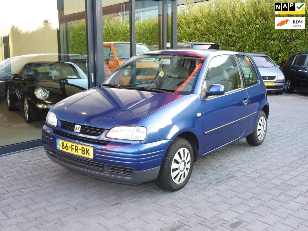 Seat Arosa occasion - Rob Wolthuis Auto's