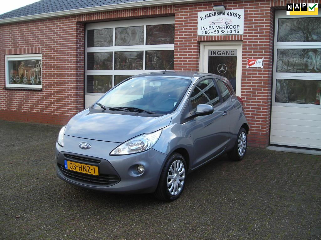 Ford Ka occasion - Jagersma Auto's
