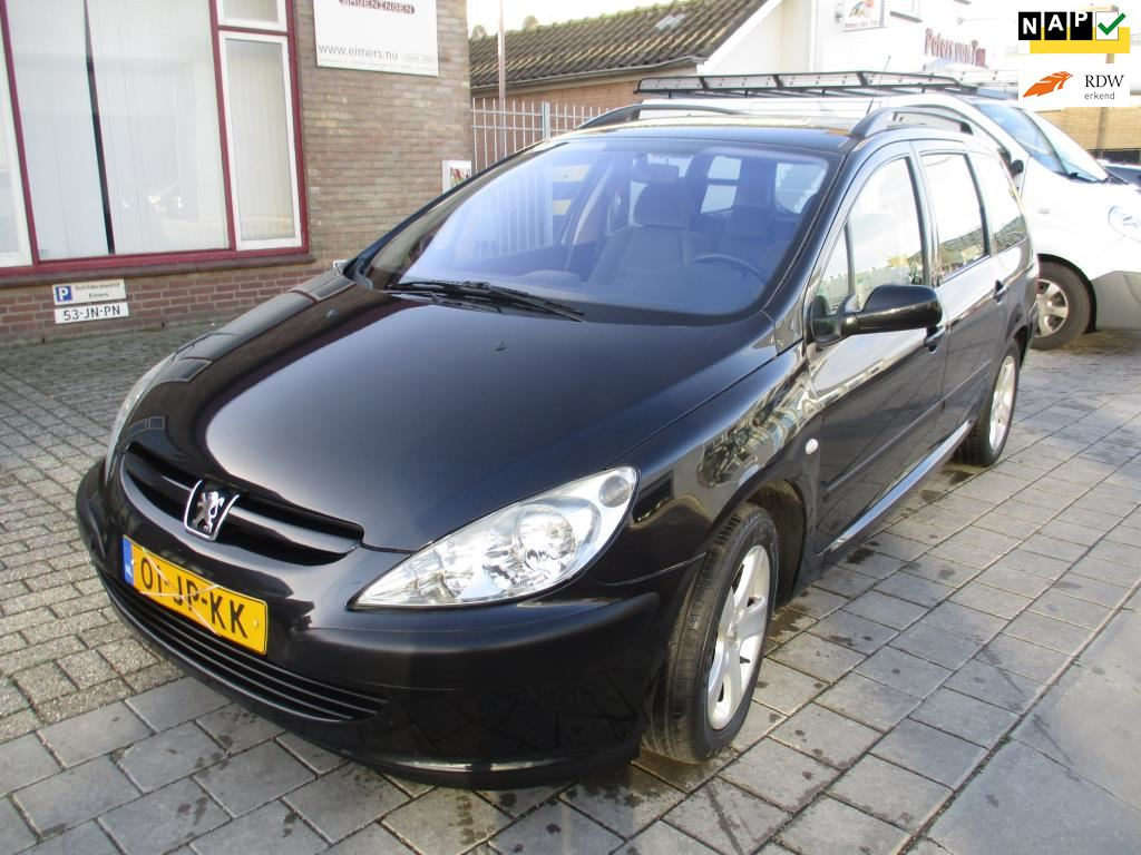 Peugeot 307 Break occasion - Rujo Auto's