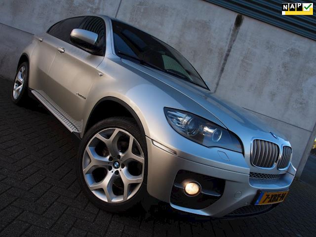 BMW X6 3.5d High Executive 325PK PRACHTSTAAT 5 PERSOONS 20INCH