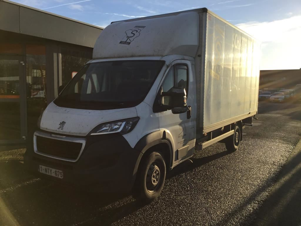 Peugeot Boxer occasion - DV Trading