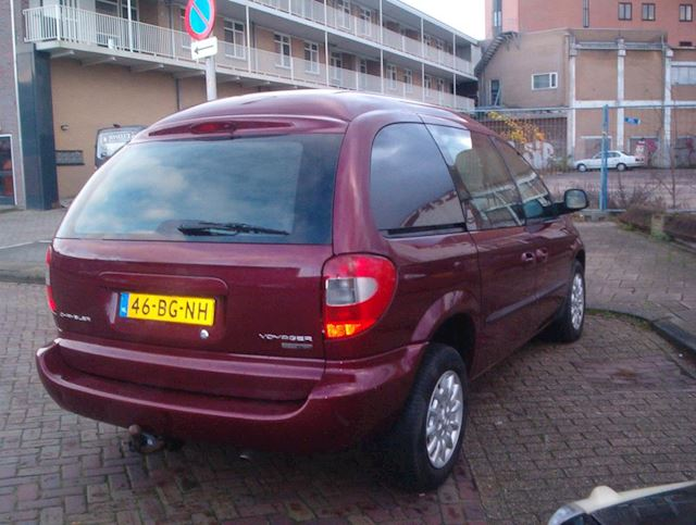 Chrysler Voyager 2.5 CRD SE High Roof