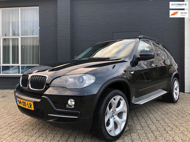 BMW X5 3.0d High Executive NAP Panoramadak/20 Inch/Navigatie/Leder/Xenon/Full Options/Apk 04-2019