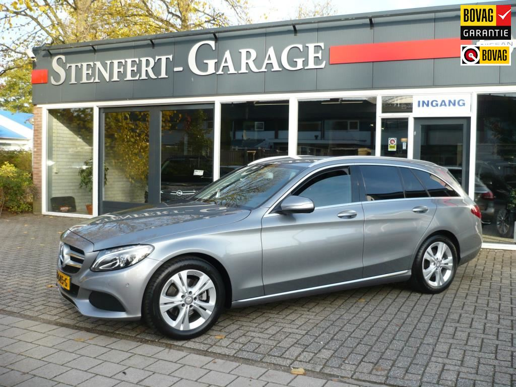 Mercedes-Benz C-klasse Estate occasion - Stenfert-Garage