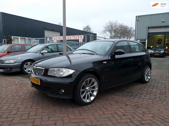 BMW 1-serie 116i Executive | LEUKE AUTO |