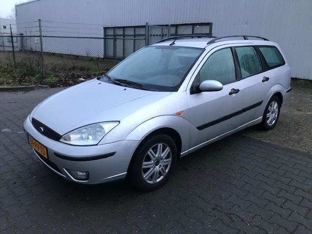 Ford Focus Wagon occasion - Autohandel Barth