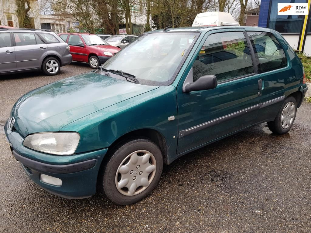 Peugeot 106 occasion - Wind Cars