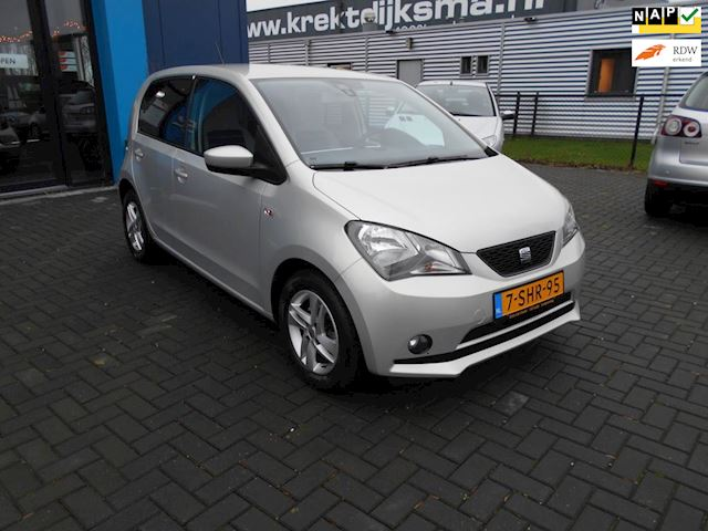 Seat Mii 1.0 Chill Out AIRCO 11-2013
