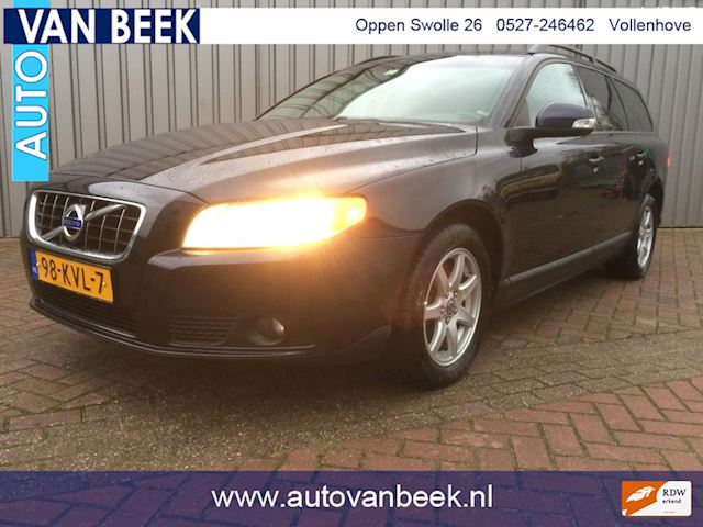 Volvo V70 2.0D Limited Edition Exclusief BPM