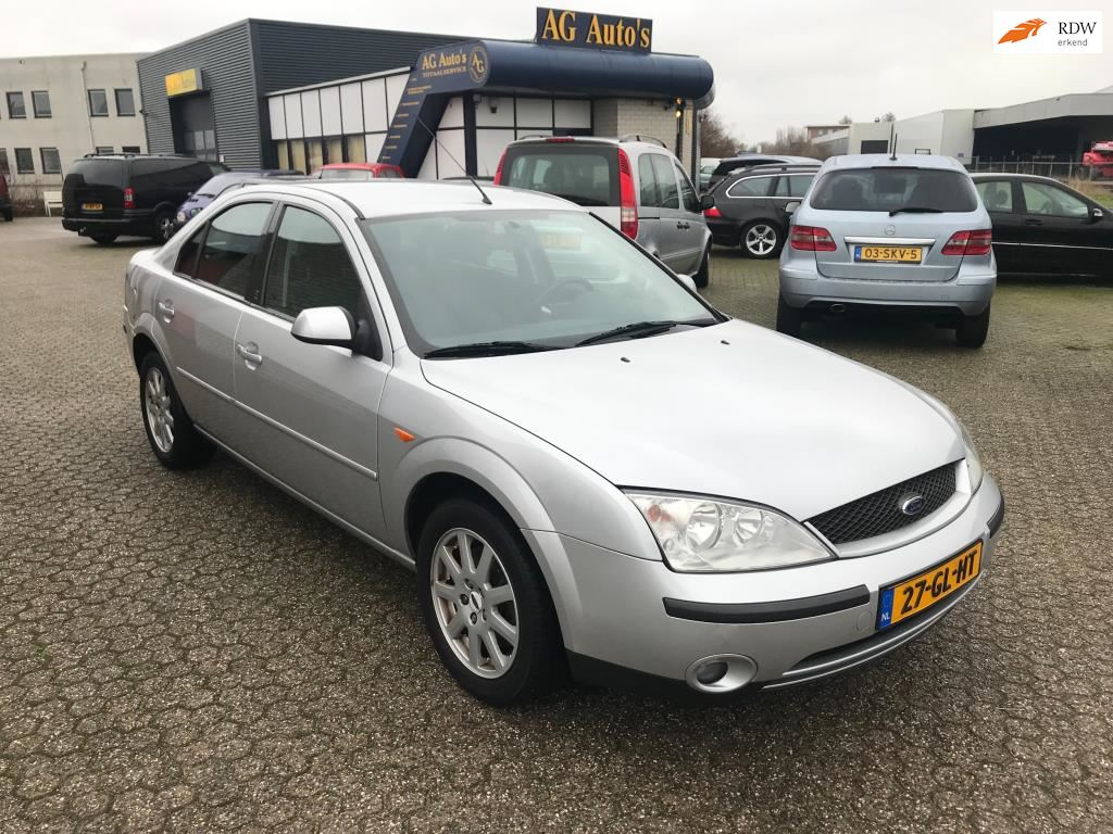 Ford Mondeo occasion - AG Auto's
