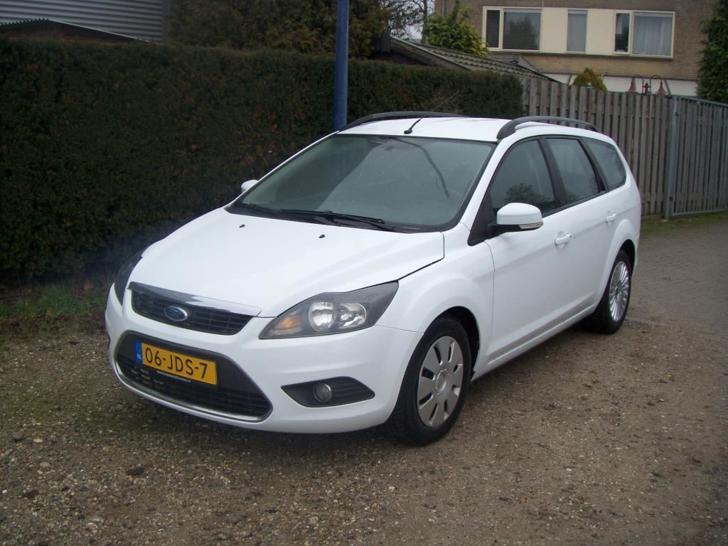 Ford Focus Wagon occasion - Garagebedrijf Creemers