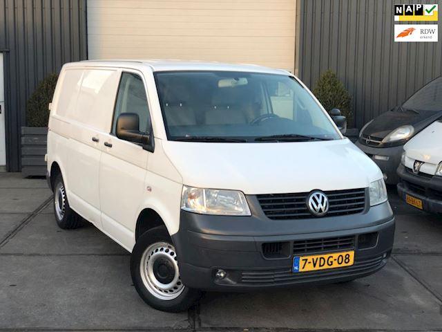 Volkswagen Transporter 1.9 TDI 300 102pk bj.6.2009 airco €3450 exclusief btw