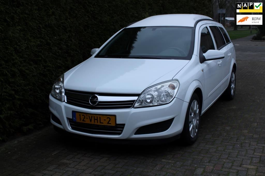 Opel Astra occasion - Autoservice Oss