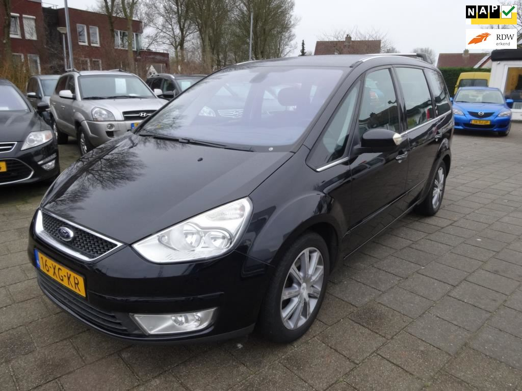 Ford Galaxy occasion - Handelsonderneming M.A.C.