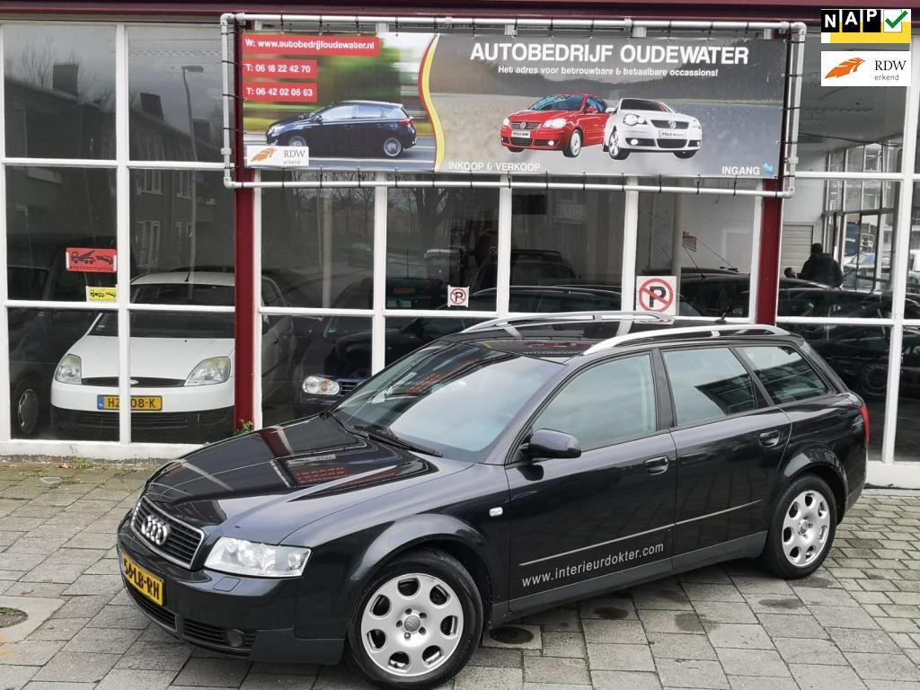 Audi A4 Avant occasion - Autobedrijf Oudewater