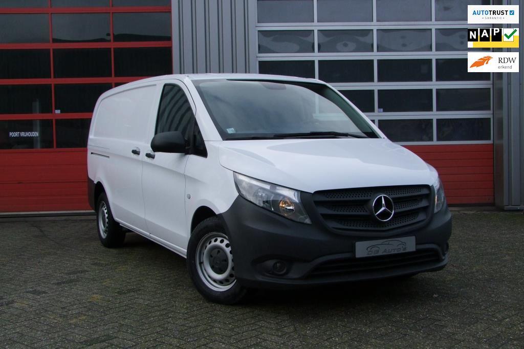 Mercedes-Benz Vito occasion - DG Auto's