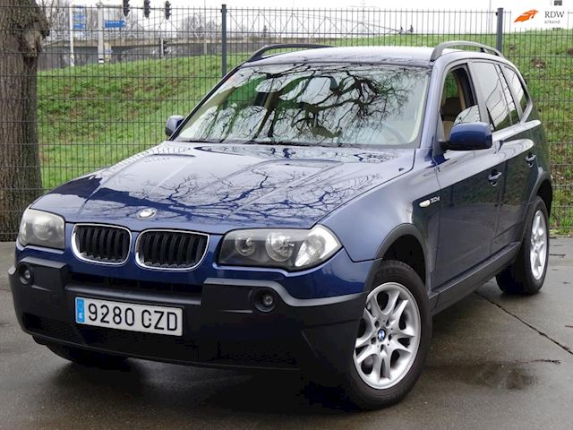 BMW X3 3.0d Executive aut. *EXPORT*