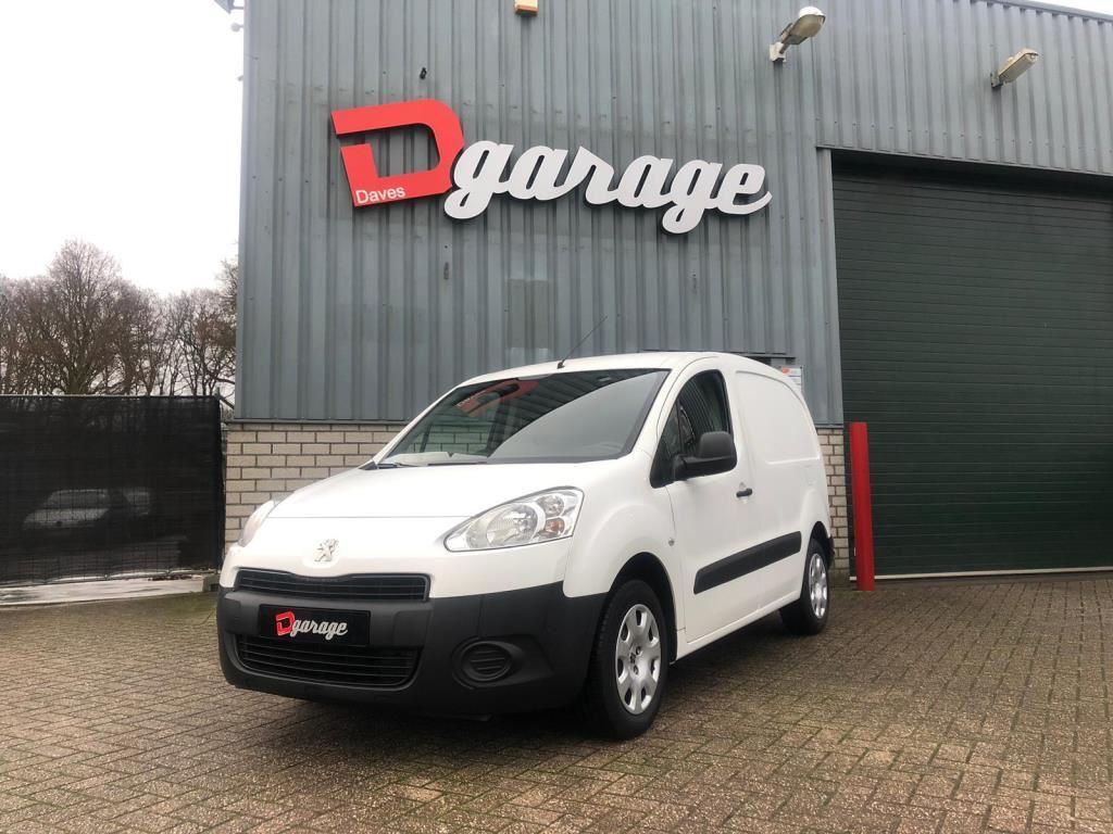 Peugeot Partner occasion - Dave's Garage