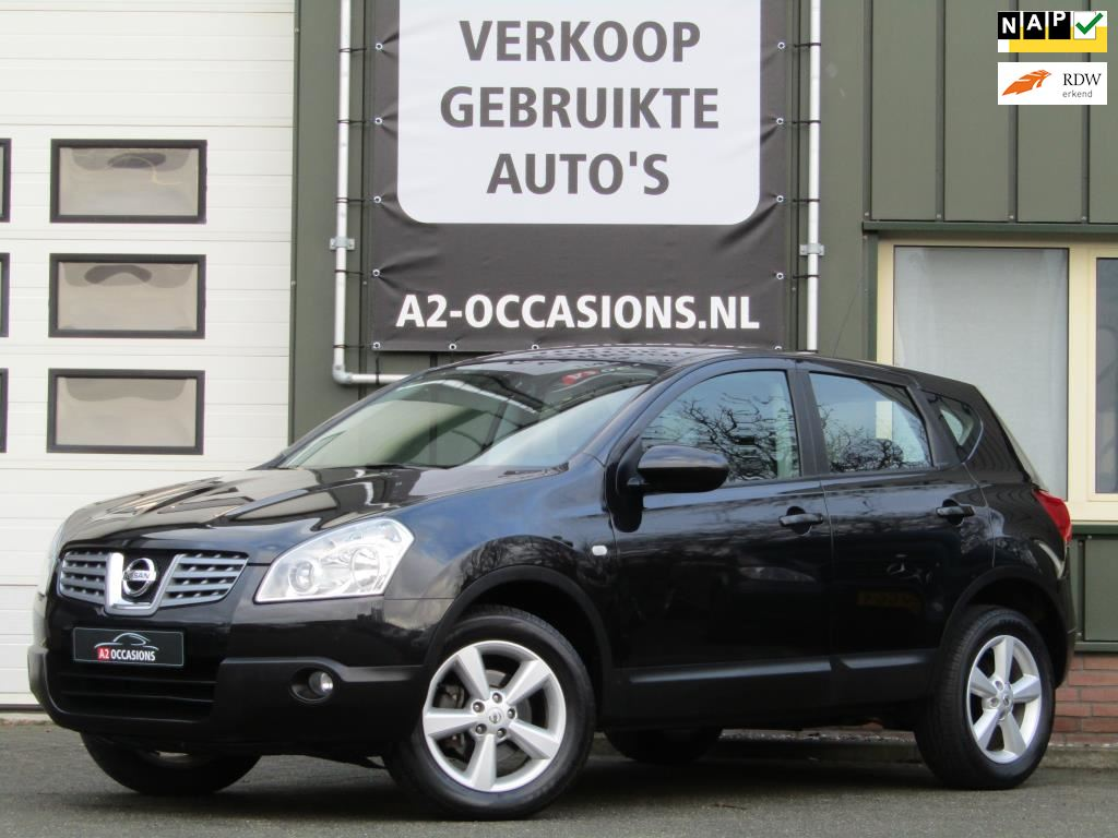 Nissan Qashqai occasion - A2 Occasions