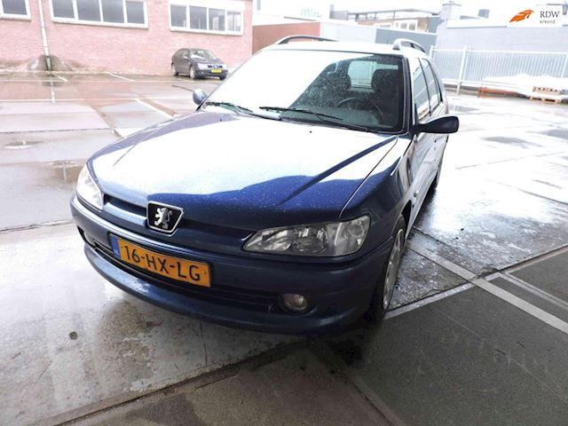 Peugeot 306 Break 1.6 XT Navigation