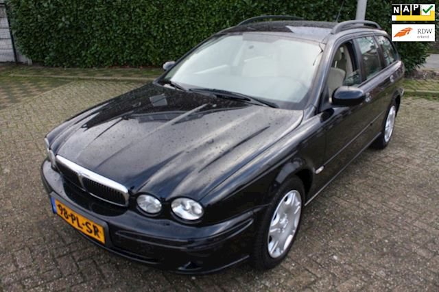 Jaguar X-type Estate occasion - Autocentrum Ras