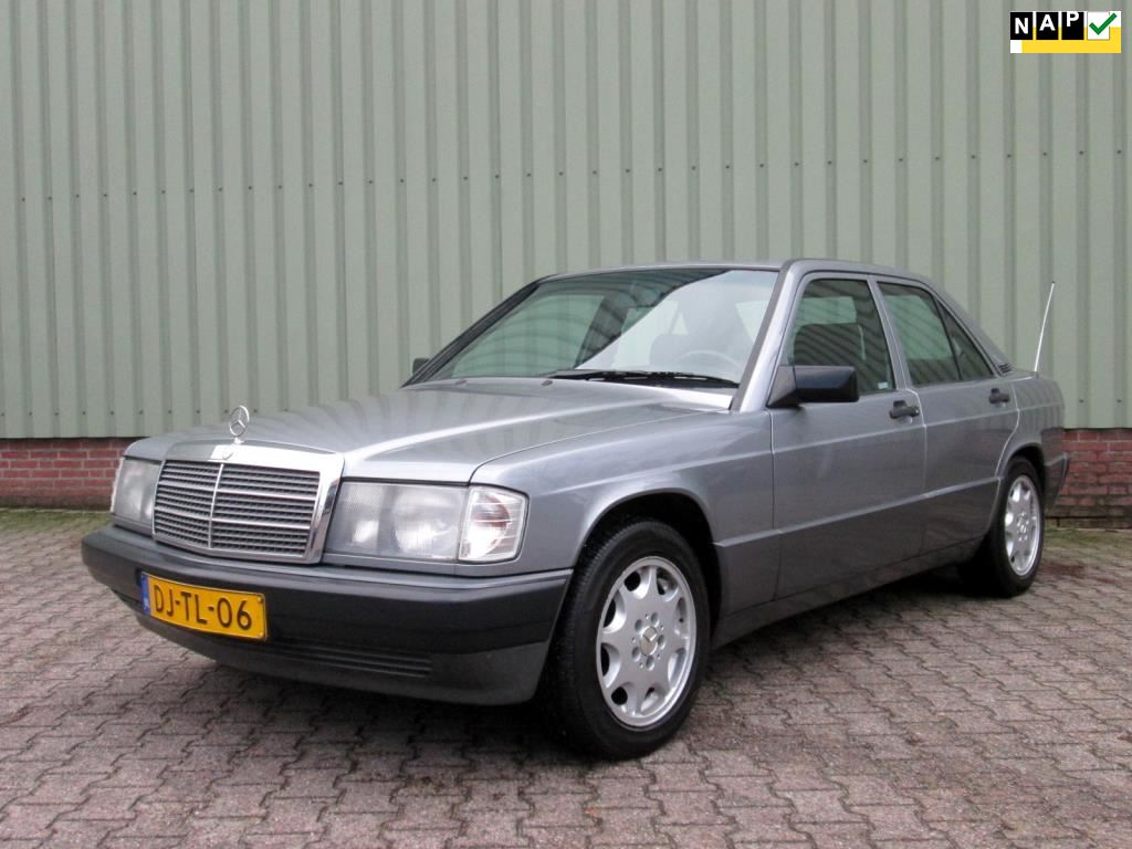 Mercedes-Benz 190-serie occasion - Autoland Oss