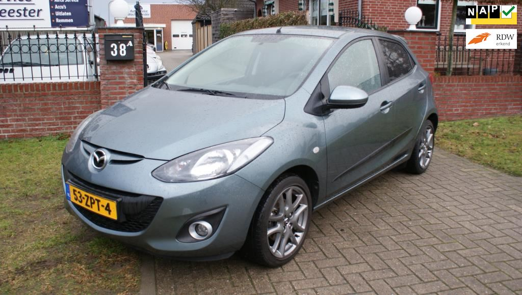 Mazda 2 occasion - Autoservice Wachtmeester