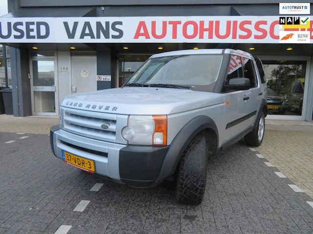 Land Rover Discovery 2.7 TdV6 S van automaat