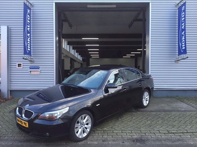 BMW 5-serie 530d Executive Airco/Navi/Leer
