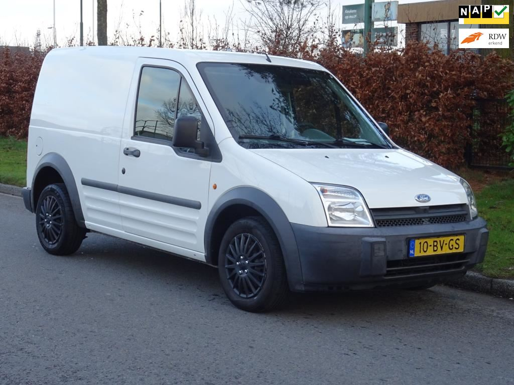 Ford Transit Connect occasion - Autohandel Henk Heikamp