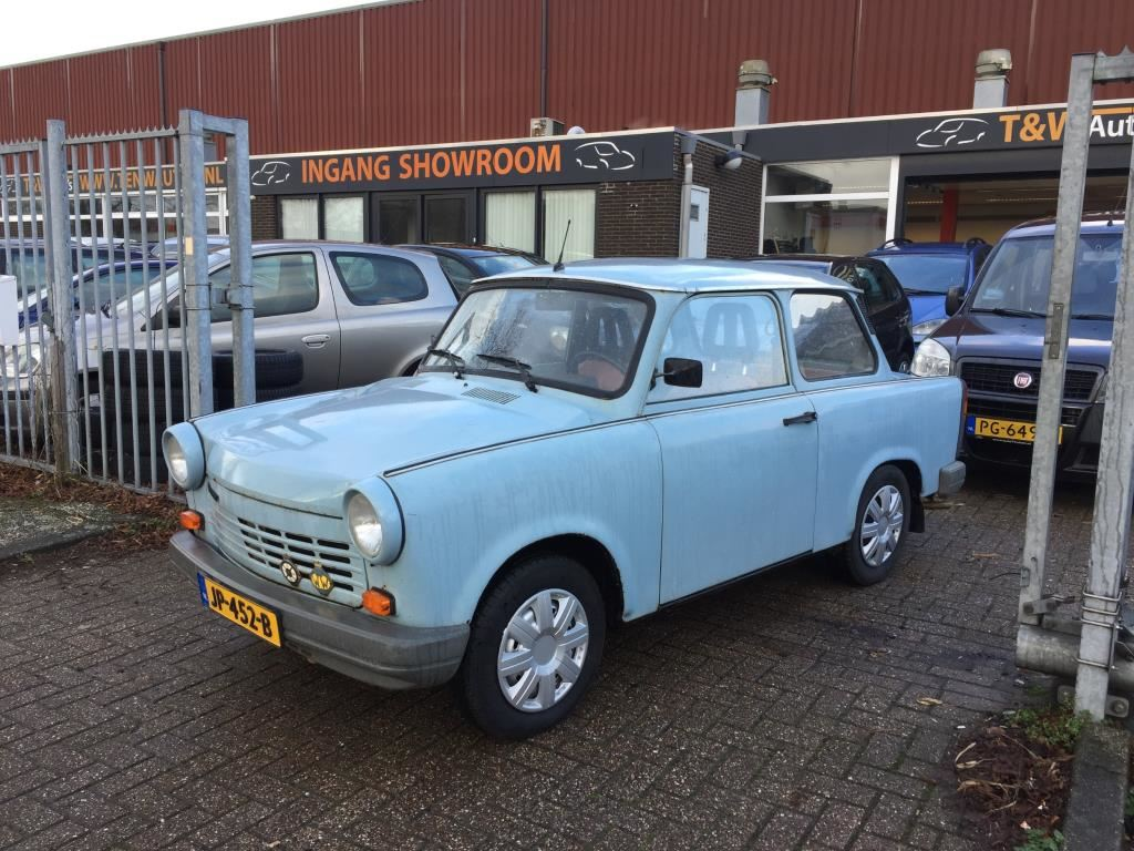 Trabant 1.1 N  LIMUSIN occasion - T&W Auto's