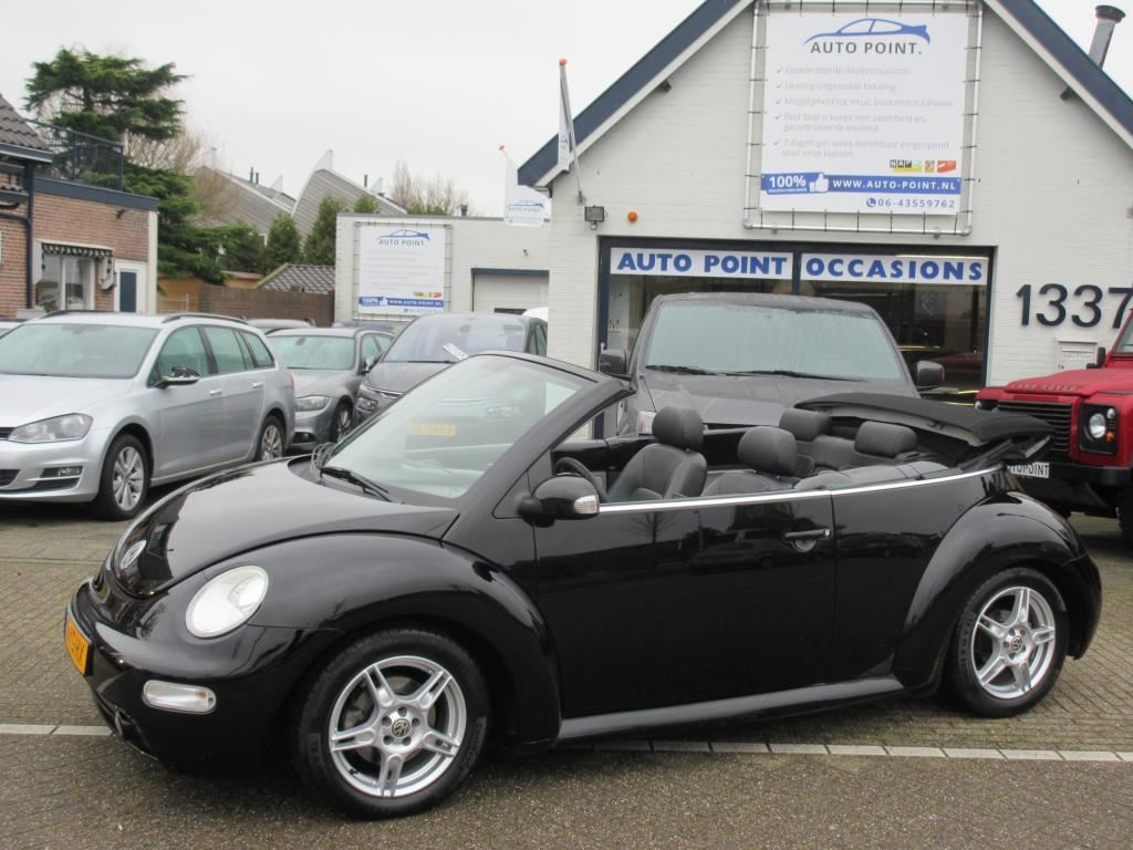 Volkswagen New Beetle Cabriolet occasion - Auto Point