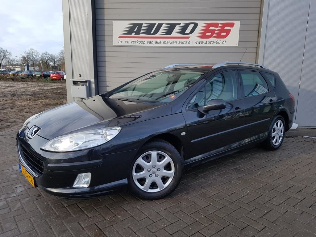 Peugeot 407 SW occasion - Auto 66 BV