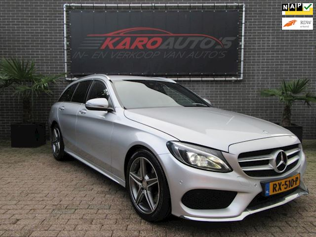 Mercedes-Benz C-klasse Estate 250 CDI Prestige AMG Led Navi