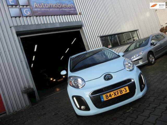 Citroen C1 1.0 First Edition Super leuke auto