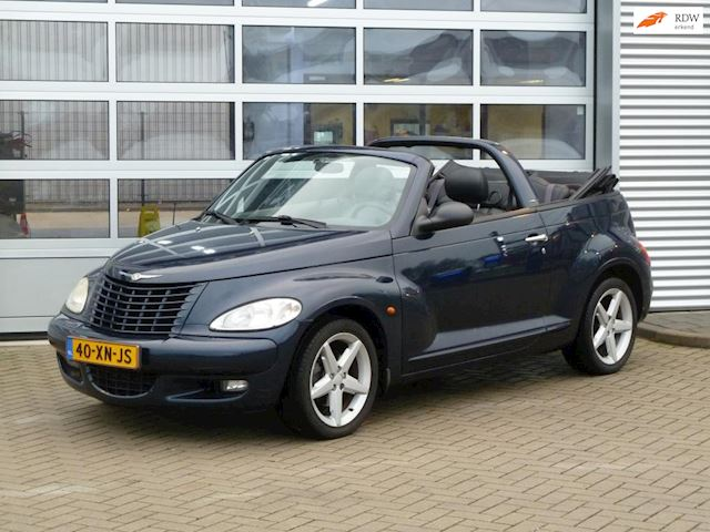 Chrysler PT Cruiser 2.4i GT Turbo BJ.2004 CABRIO | LEDER.