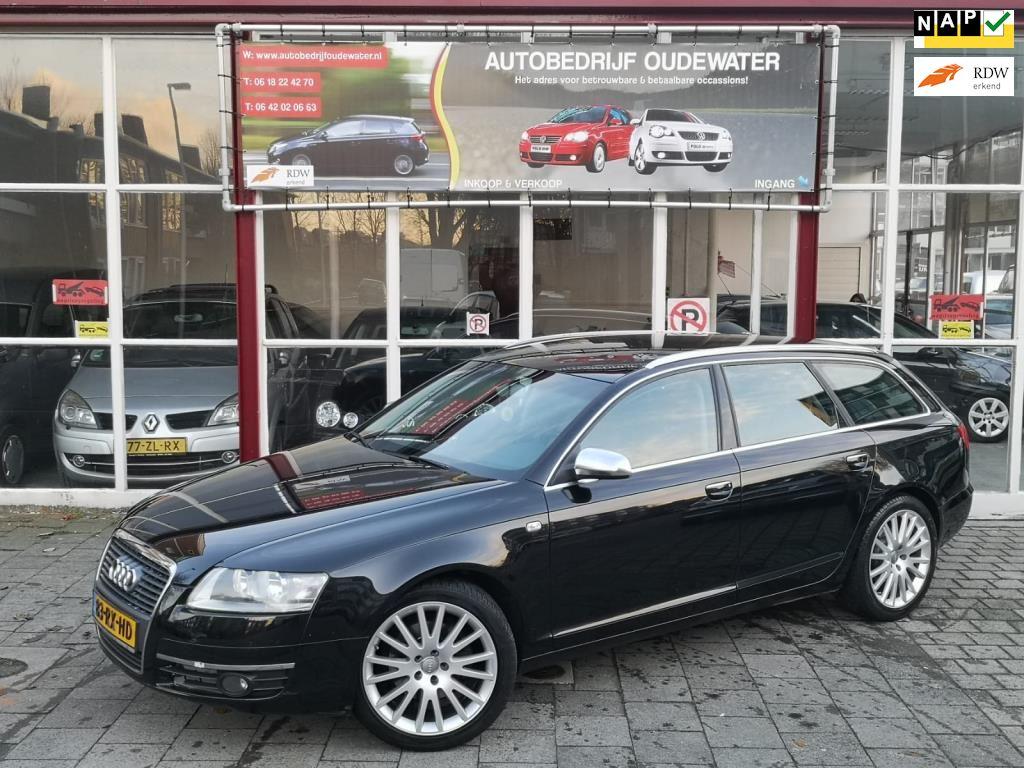 Audi A6 Avant occasion - Autobedrijf Oudewater