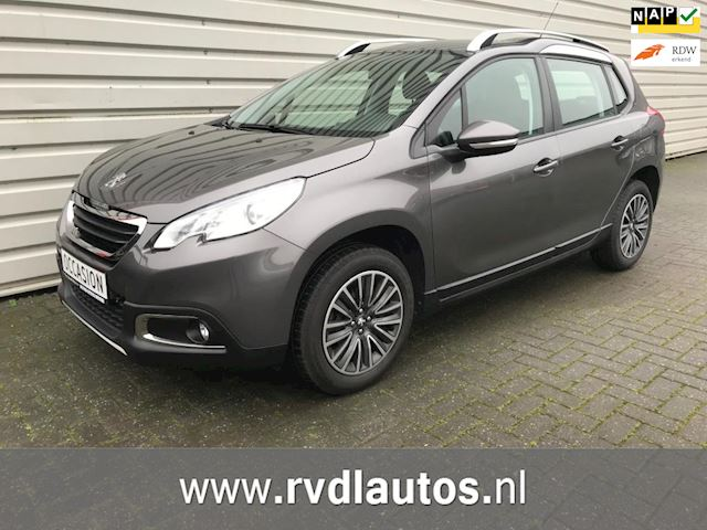 Peugeot 2008 1.6 BlueHDi Blue Lease Executive Afneembare trekhaak, Clima, Cruise, 1e eigenaar.
