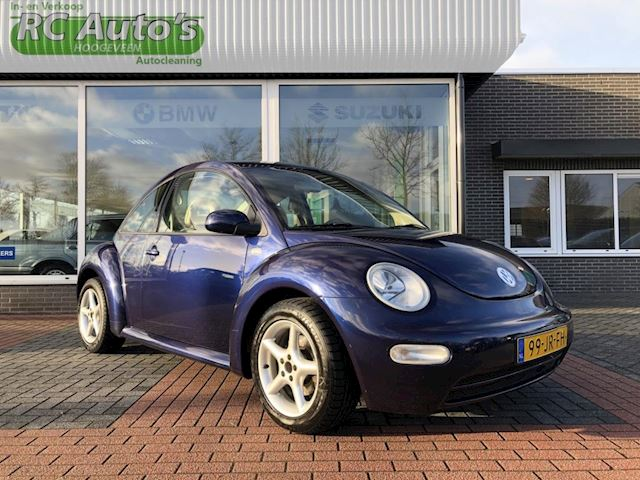 Volkswagen New Beetle 2.0 Highline AIRCO-LEER-STOELVERW-TREKHAAK