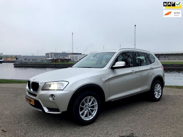 BMW X3 2.0d xDrive High Exe, Dealer oh, Panoramadak, Camera