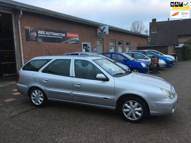 Citroen Xsara Break occasion - RESAUTOMOTOR