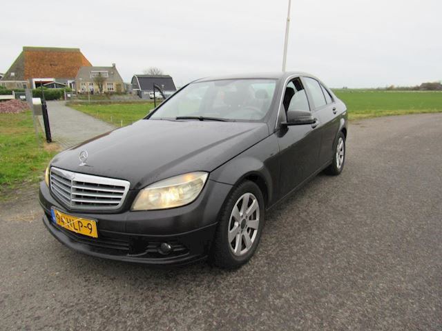 Mercedes-Benz C-klasse occasion - Autocentrum Sneek