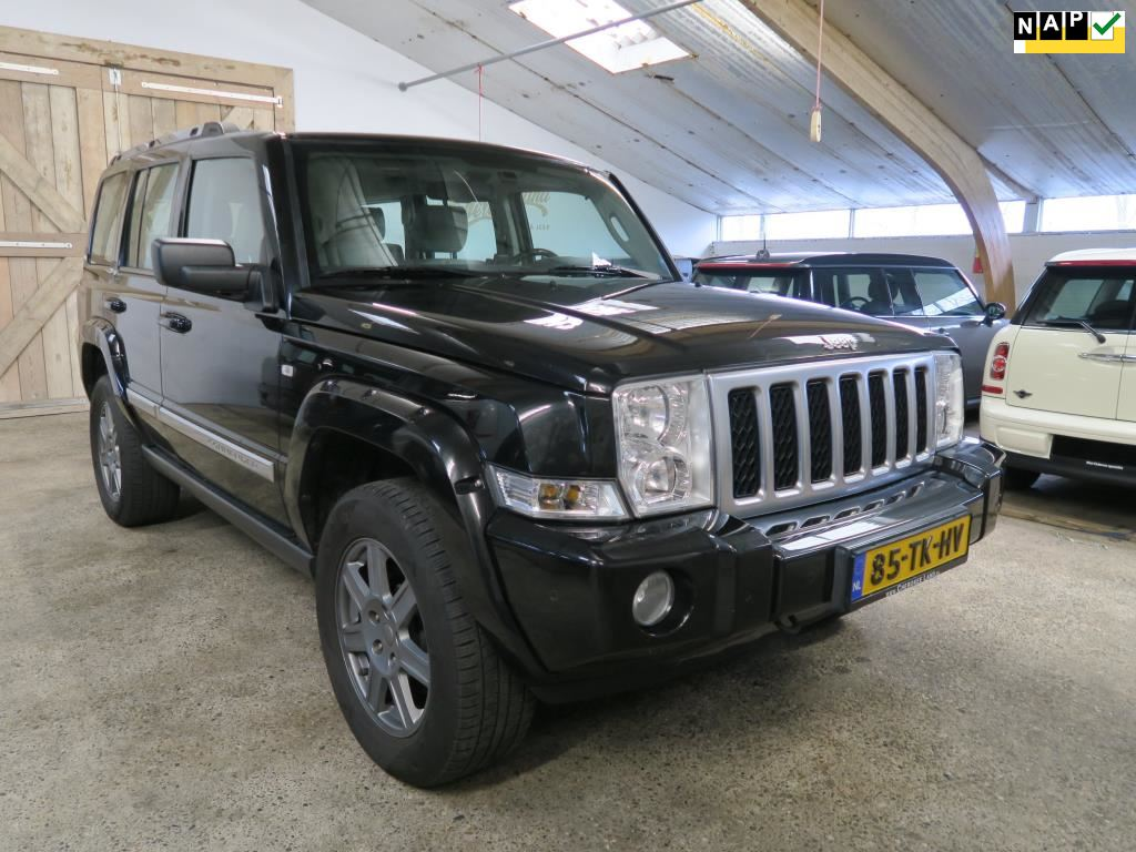 Jeep Commander occasion - CherokeeLand.nl