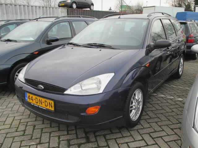 Ford Focus Wagon occasion - WSR Transport