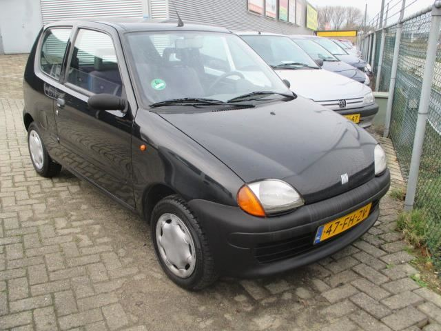 Fiat Seicento occasion - WSR Transport