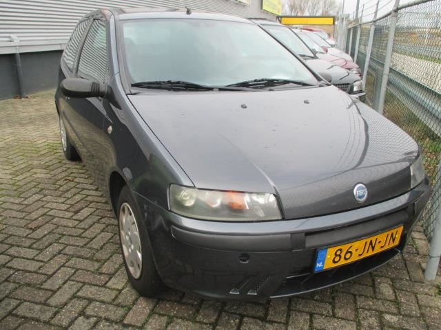 Fiat Punto occasion - WSR Transport