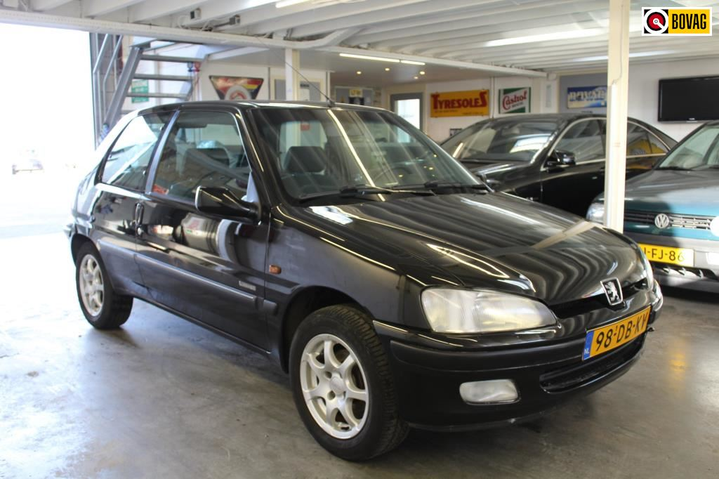 Peugeot 106 occasion - Auto Weis