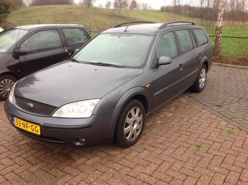 Ford Mondeo Wagon occasion - DT Auto's
